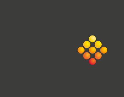 Redesign of PR-agency identity