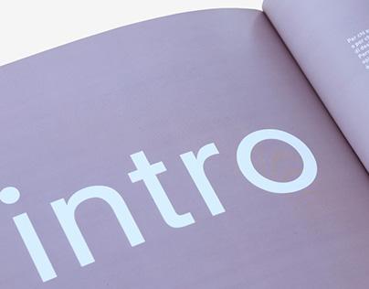 Book Design, visual poetry