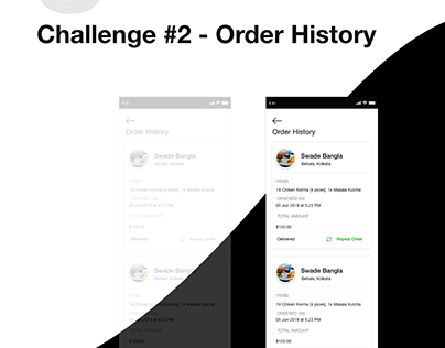 XD DAILY CREATIVE CHALLENGE : Challenge #2