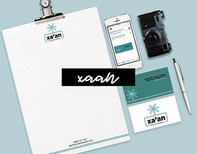 Xa'an Producciones - Branding