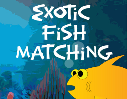 Exotic Fish Matching Game