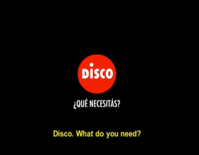 Disco Supermarkets