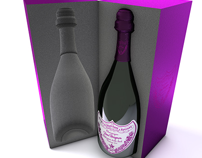Botella Dom Perignon
