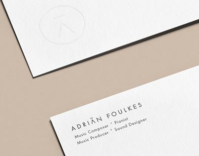 Adrian Foulkes Sound Producer & Composer