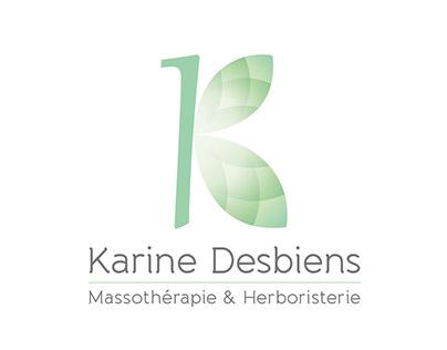 Karine Desbiens - Massothérapie & Herboristerie