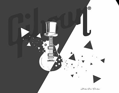 Gibson Illustration