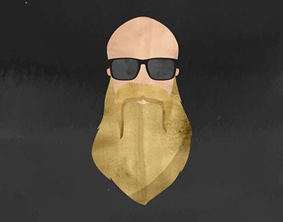 Cool Beard Bro