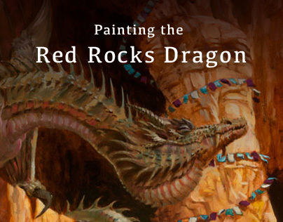 Red Rocks Dragon