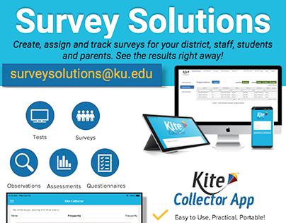 Survey Solutions Flyer