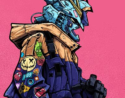 The Gundam Ronin