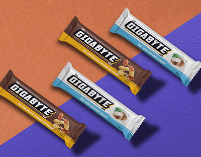 Gigabyte Chocolate Bar