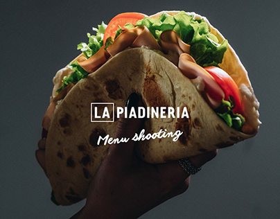 La Piadineria | Shooting
