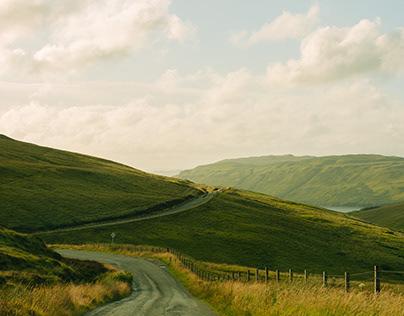 A Road Trip through Great Britain