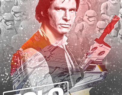 Star Wars: Han Solo Poster