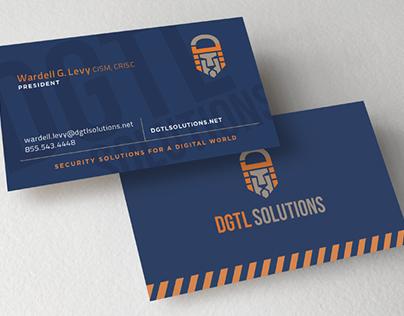 DGTL Solutions Branding