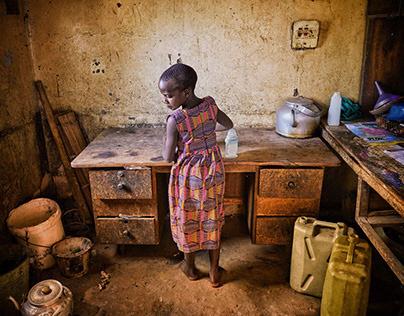 Kasilina's House Uganda