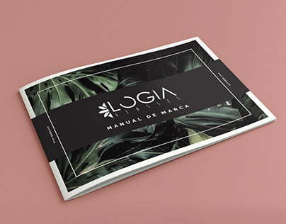 LOGIA GLASSES, manual de marca