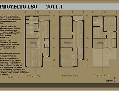CF_Proyecto Uso_Casas Medianeras_ 2011-1