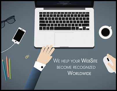 Website Commercial Promo