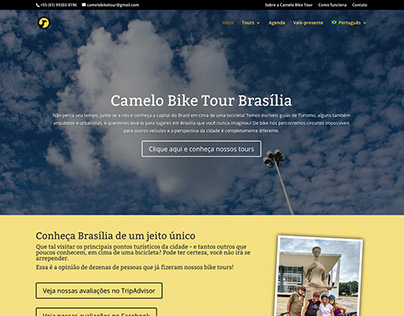 Site: Camelo Bike Tour
