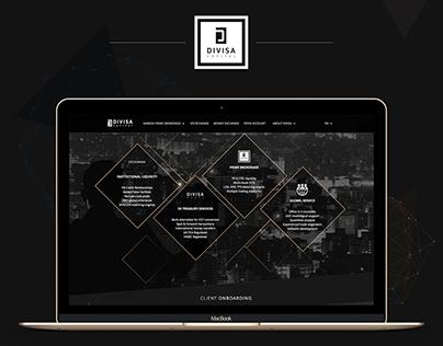 Divisa Capital Website