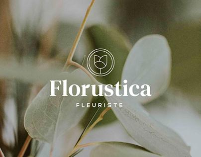 Identité visuelle fleuriste