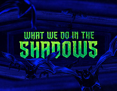 WHAT WE DO IN THE SHADOWS Promo