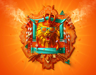 Supersized Kingsday Festival – Festival Identity