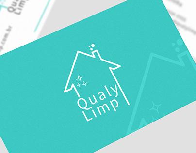 Identidade Visual - Qualy Limp