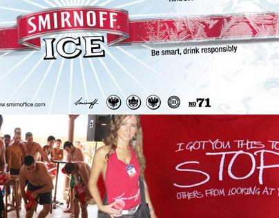 Smirnoff Ice - Break the Ice Competition