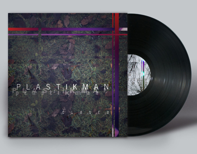 """Plastikman """"Closer"""" Album Redesign"""