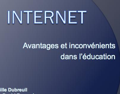 Powerpoint internet avantages et inconv nients on behance - Centrale hydraulique avantages et inconvenients ...