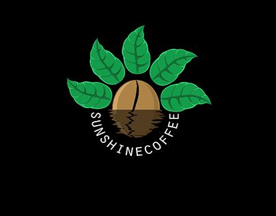 sunshine coffee logo
