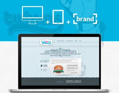 Twixxer - o fantástico software de marketing no twitter