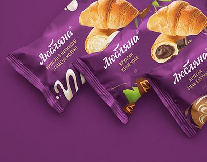 Liubliana TM: Packaging Redesign