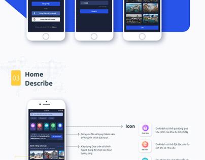 Travel Online App / Trang Tran