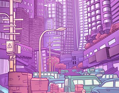 Purple Nostalgia