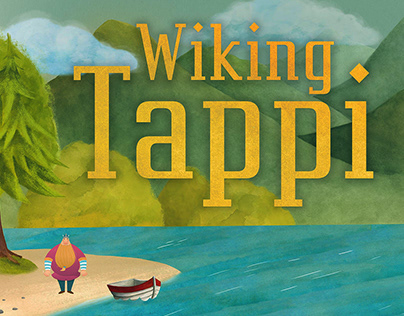 Tales of Tappi the Viking