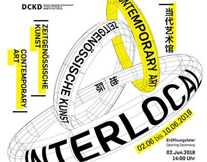 Interlocal poster design