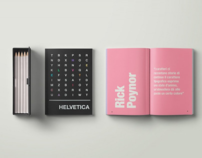 Book Helvetica