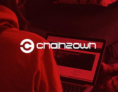 ChainzOwn Brand Identity