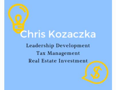 Social Career Builder - Chris Kozaczka