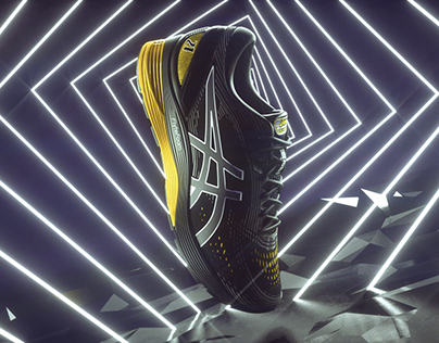 Asics Nimbus 21 Art-Video