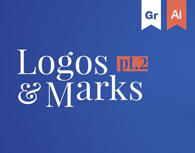 Logos & Marks pt.2