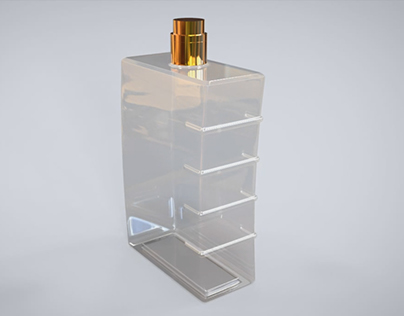Perfumes Bottle Design 50ml