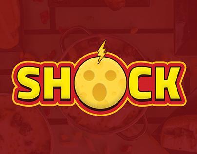 SHOCK restaurant | Logo design & branding