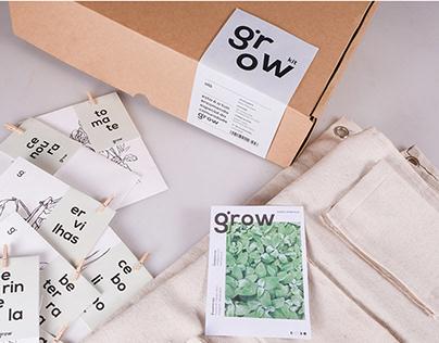 Espaço Grow - Projeto KYRT