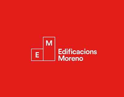 Branding — Edificacions Moreno