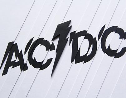 AC⚡ DC : Papercraft - Handmade :