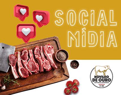 Social Mídia BBQ